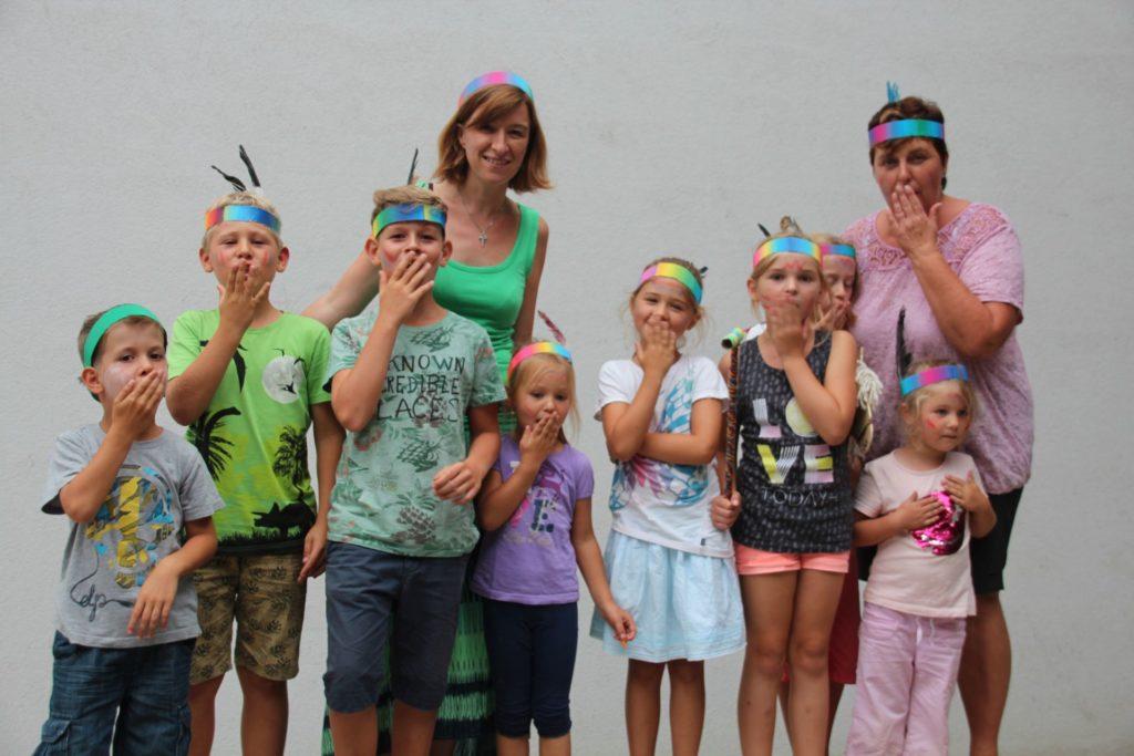 Ferienbetreuungen mit Tagesmuettern bieten in Betrieen viele Vorteile für die Eltern und tolles Programm für die Kinder.