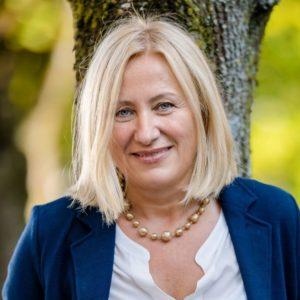 Geschäftsführerin Maria Schulz-Berger