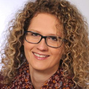 Andrea Hermandinger, Verwaltung ISR
