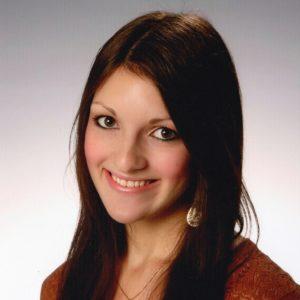 Magdalena Maier, Sozialarbeiterin für Tagesmutterbetreuungen ISR für Bezirk Braunau