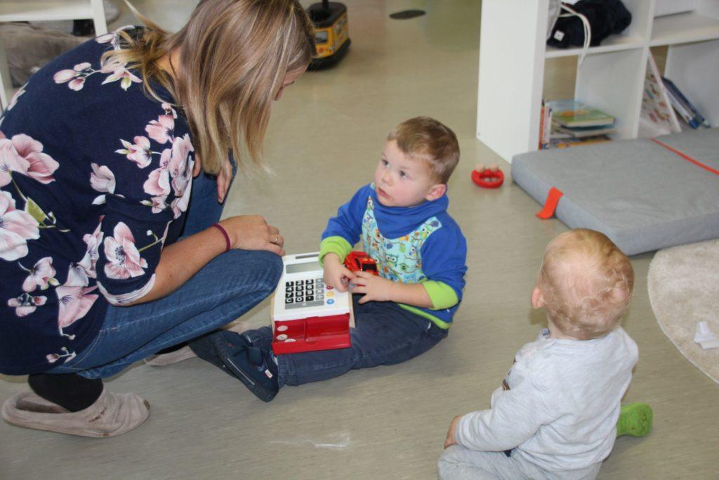 Die Gemeinde Pfaffstätt bietet den Eltern mit dem Kindernest eine felxible, familienähnliche Kinderbetreuung in Kleingruppen.