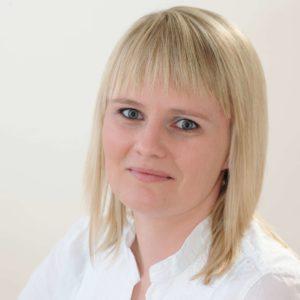 Ramona Feichtinger-Streicher, Sozialarbeiterin für Tagesmütterbetreuungen ISR Bezirk Ried