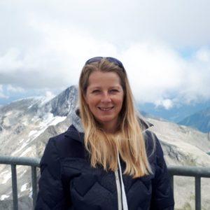 Sylvia Kettl, Sozialarbeiterin für Betriebstagesmutterstätten