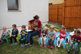 Kindernest in St. Roman - die ideale Kinderbetreuung für die Kleinsten.