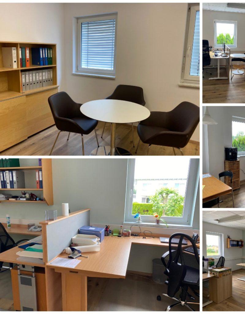 Unser neues Büro in der Gartenstraß3 38
